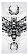 Butterfly - Vector Hand Towel
