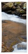 Calming Water Sounds - North Carolina Bath Towel
