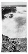 Cape Perpetua Hand Towel by Whitney Goodey