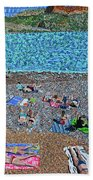 Cassis, France 2 Hand Towel