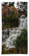 Chitennango Falls Bath Towel