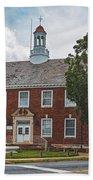 City Hall - Shelby, North Carolina Bath Towel