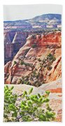 Colorado National Monument Spires Rock Formations 3012 Hand Towel