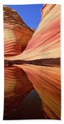 Colorful Sandstone Colorado Hand Towel by Yva Momatiuk John Eastcott