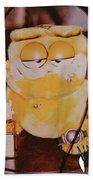 Cool Cat Hand Towel