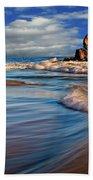 Corona Del Mar Beach II Bath Towel