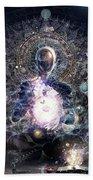 Cosmic Ritual Bath Towel