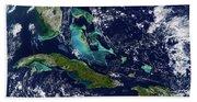 Cuba And Florida Bath Towel