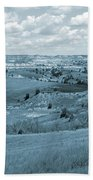Dance Of The Clouds And Sun Hand Towel