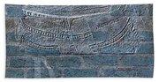 Denim- Sexy Blue Jeans Hand Towel