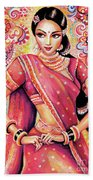 Devika Dance Hand Towel