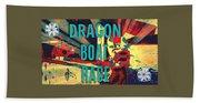 Dragon Boat Race Hand Towel