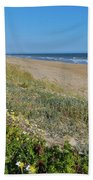 Dunes Wooden Fence Bath Towel