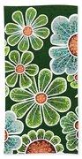 Efflorescent 10 V2 Bath Towel by Amy E Fraser