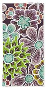 Efflorescent 12 V2 Bath Towel by Amy E Fraser