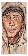 Eminem  Marshall Mathers Bath Towel