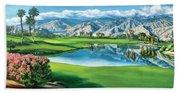 Escena Golf Club Hand Towel