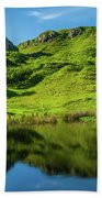 Fairy Glen, Isle Of Skye Bath Towel