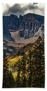 Fall At Maroon Bells Bath Towel
