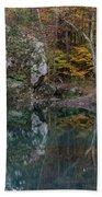 Fall In The Ozarks Bath Towel