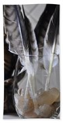 Feathers 3 Bath Towel