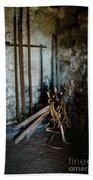 Fort Tools Bath Towel by Judy Hall-Folde