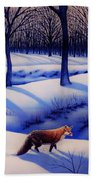 Fox Hunt Creek Bath Towel