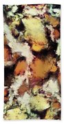 Fractured Viewpoint Bath Towel