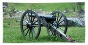 Gettysburg Cannon Hand Towel