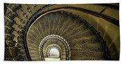 Golden Stairway Hand Towel