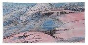 Grand Marais. Artist's Point Bath Towel