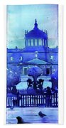 Guadalajara Morning- Mexico Bath Towel