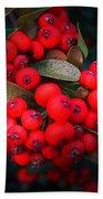 Happy Berries Hand Towel