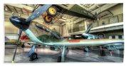 Hawker Hurricane Bath Towel
