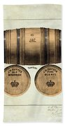 J.h. Cutter Old Bourbon Hand Towel