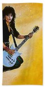 Joan Jett Bath Towel