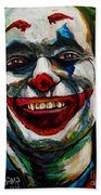 Joker Joaquin Phoenix Hand Towel