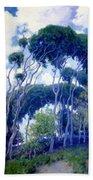 Laguna Eucalyptus 1917 Bath Towel