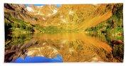 Lake Isabelle, Revisited Bath Towel