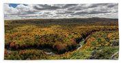 Lake Of The Clouds 10 Hand Towel