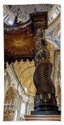 L'altare Di Bernini Hand Towel