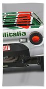 Lancia Stratos Rear Hand Towel