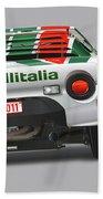 Lancia Stratos Rear Bath Towel
