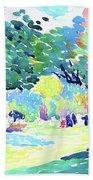 Landscape - Digital Remastered Edition Bath Towel