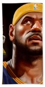 Lebron Bath Towel