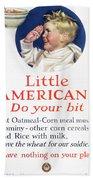 Little Americans Do Your Bit Hand Towel