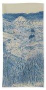 Little Missouri Badlands Enchantment Hand Towel