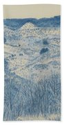 Little Missouri Badlands Enchantment Bath Towel