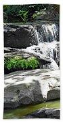 Little Waterfall. Bath Towel