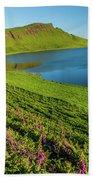 Loch Mor, Glendale, Skye Bath Towel